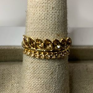 Stella & Dot Briar Ring